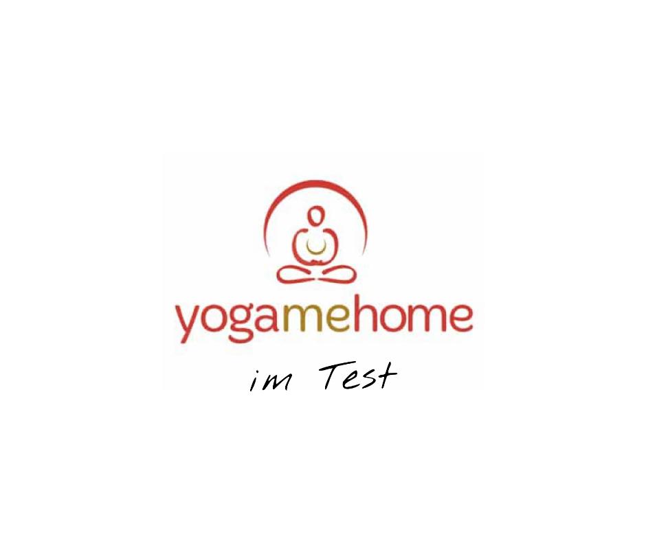 "Die Yoga Webseite ""YogaMeHome"" im Test 2"