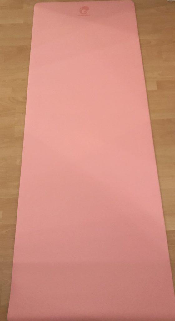 Mantrafant Pro Yogamatte im Test 2