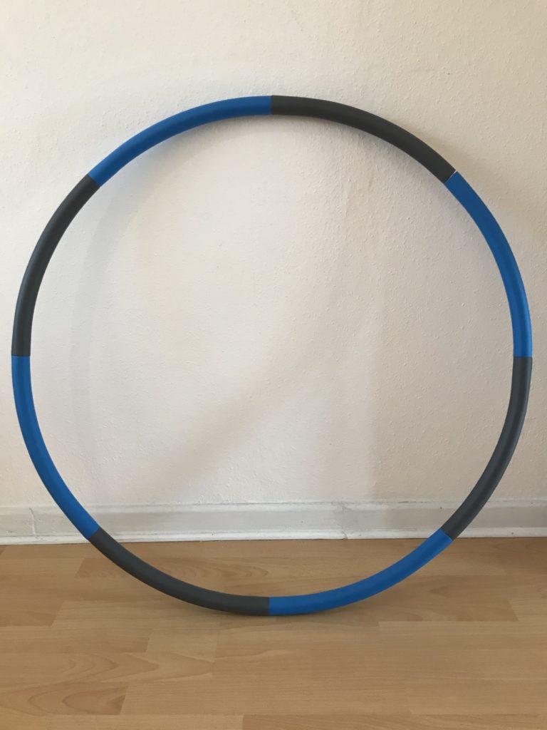Der Hula Hoop Reifen von Live Roots im Test 1